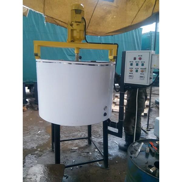 Котел сусловарочный на 300 литров для разваривания зерновых замесов